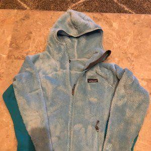 Patagonia Zip-Up Fleece.